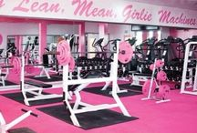 Gym <3 / If I had a gym in my house, this what I would want it to look like :) <3