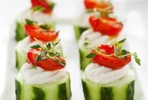Appetizers / Appetizer food and recipes