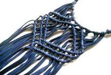 :: weave | macrame | knots ::