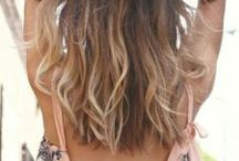 Hair today, gone tomorrow / #hair #ombre #hairstyles