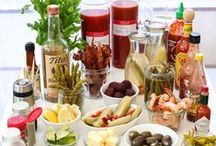 Bloody Mar Bars / Do it up and make your Bloody Party special!