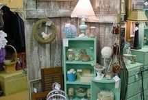 Craft Displays / Awesome ideas for creating craft fair and vendor fair displays.  Ideas for tagging product and marketing your creative work.  / by Wendy Cranford {luvinstampin.com}