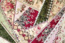 Patchwork / Crazy patchwork