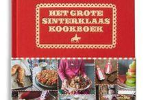 #sinterklaas / Het grote Sinterklaaskookboek