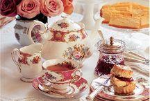 Afternoon Tea <3 / Tea time in the Tea room :) <3