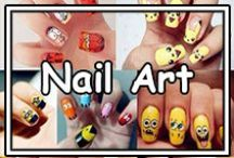 Nail Art / Nails! Nails! Nails! I am addicted love nail art. I'll share if you share the designs you are crazy about! Who am I kidding I will share anyways. I love seeing new art and I know if you join this board you do too! Share away! Happy Pinning!