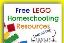 Homeschool with LEGO