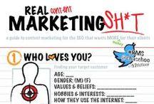 Digital markedsføring / Digital marketing / Den fantastiske verden av digital markedsføring. Bli inspirert og gjør en god jobb!  The wonderful world of digital marketing. Get inspired, and do great work!