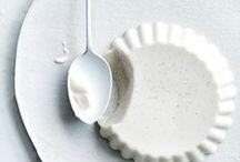 #white #food #inspiration / wit eten dat je gaat inspireren voor beeld