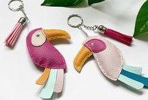 ATELIER LÜN / http://atelier-lun.alittlemarket.com Création de peluches et d'objets décoratifs pour petits (et grands aussi !)