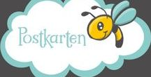 (Post-)Karten / Karten Designs aller Art