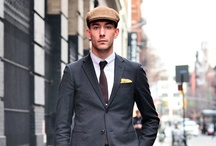 Men's Fashion/Wear / by Buddy de Vos