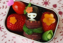 Bento, Yum / Who says you can't play with your food? / by gayle g