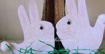 Attività per la Pasqua - Easter Crafts