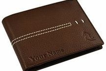 Personalized Accessories - Wallets / Look through our bouquet of personalized accessories for daily use for you!