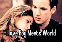 Boy Meets World / 80's TV show that I ❤'s / by Shalice Bascom