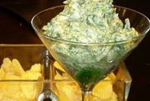 """Dips / Because I am allergic to """"preservatives"""" but really love great homemade dips."""