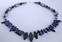 collares de pedrería / collares realizados de forma artesanal empleando materiales de alta calidad como es la pedrería y la plata de ley 925.
