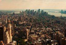 NEW YORK,NEW YORK! / New York City - najkrajšie miesto na Zemi a tiež môj veľký sen!