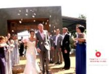 Inspired Ceremony exist / All the beautiful moments when a couple walk together for the first time as husband and wife.