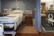 Hospital Installations / Hospitals using Antimicrobial Copper touch surfaces for infection control
