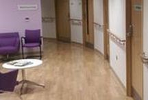 Clinics / Clinics using Antimicrobial Copper touch surfaces for infection control.