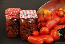 Sauces  and Dips Puree / all kind of sauces and dips