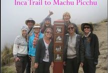 Inca Trail to Machu Picchu / Follow in the footsteps of the Inca as you summit Dead Woman's Pass, explore abandoned ruins, and pass through the beauty of one of the highest cloud forests in the world.