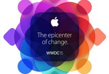 Apple Events / Apple product announcements, events and setups.