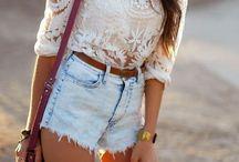 Summer fashion / ☀️⛅️