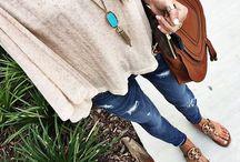 Winter fashion / ☔️☁️⚡️