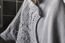 вязание бохо