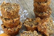 Flax Muffins / muffins with flax