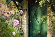 A Well-Flowered Cottage