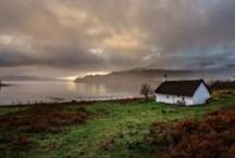 """Emerald Isle Cottage / """"And our souls were clean, and the grass did grow....""""  ~Van Morrison"""