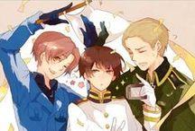 Axis & Allies ☆