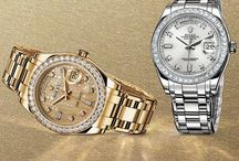 Beautiful Ladies watches / Who said watches was just a guy thing? ;)