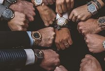 Dream Watches / Share your dream watches and favorite watch brands on this board! / by Van Rijk