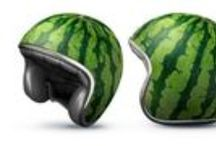 Helmet liveries