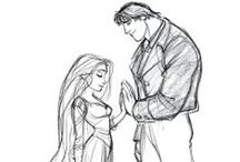 Art of Glen Keane