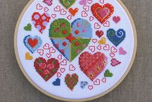 Cross Stitch & Embroidery Projects