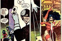Comics: Panels
