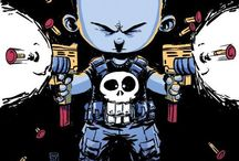 Art of Skottie Young
