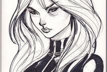 Art of J. Scott Campbell