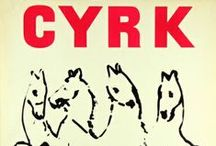 Cyrk Art / AM:PM PR's office is in the Cyrk building named after the Polish word for circus. / by AM:PM PR