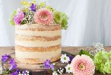 Kuchen/Torten/Cakes/Tarts / by Tonbak Events/Interiors/Arts