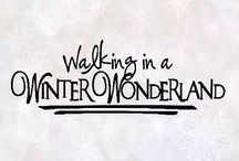 MY WINTER WONDERLAND ❄️ / Winter for me ❄️