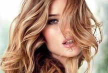 Hair Inspiration Blond / I've had dark hair for a while now, and it is time for a change. This is my inspiration board for my new lighter hair color.