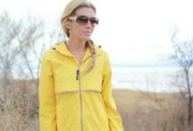 Women's Dog Walking Attire / How to look stylish when walking your dog, whether in country or town.