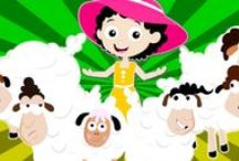 Nursery rhymes (my work) / Hello....I have created rhymes for kids channels on you tube...hope you all enjoy them and share them with your kids...